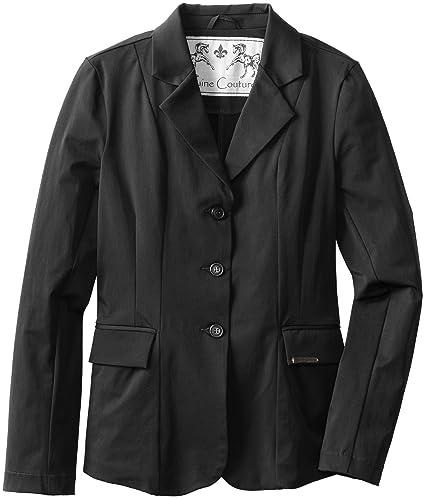 4448ea661 Amazon.com   Equine Couture Ladies Raleigh Show Coat   Equestrian ...