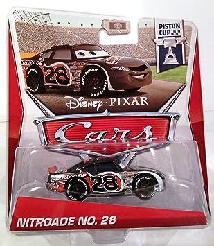 Disney Pixar Cars Classic Nitroade Desert Card Mattel 1.55 Scale BNIB