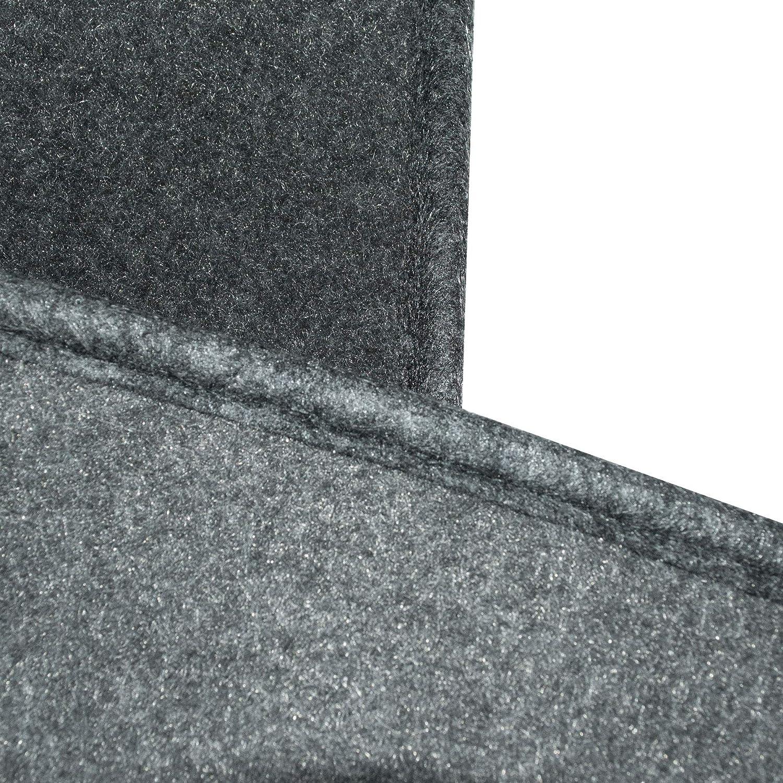 Fits 2000-2005 Chrysler PT Cruiser Dark Grey Dashboard Mat Pad Dash Cover