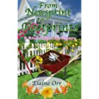 From Newsprint to Footprints: First River's Edge Cozy Mystery (River's Edge Cozy Mystery Series Book 1)
