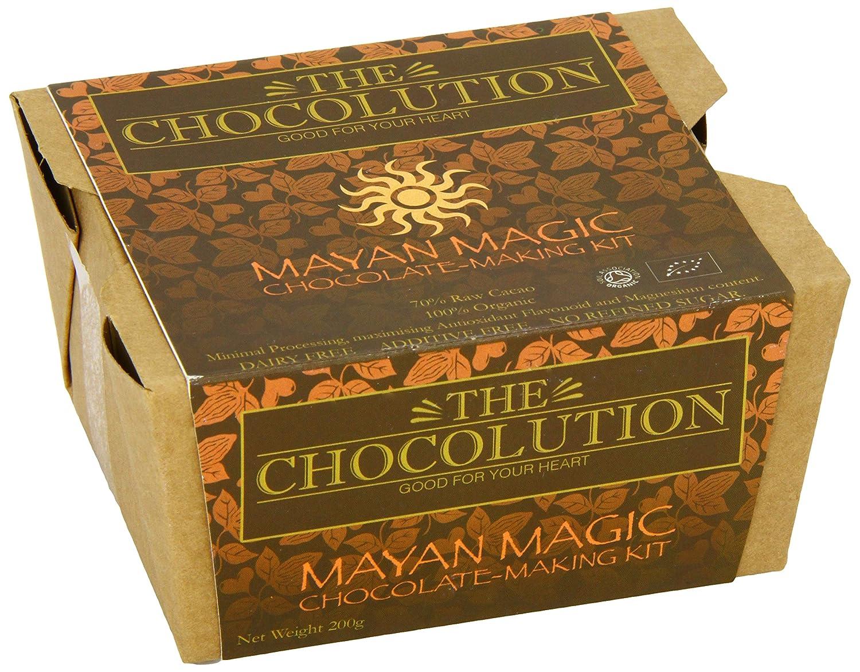 Mayan Organic Magic Chocolate Making Square Kit