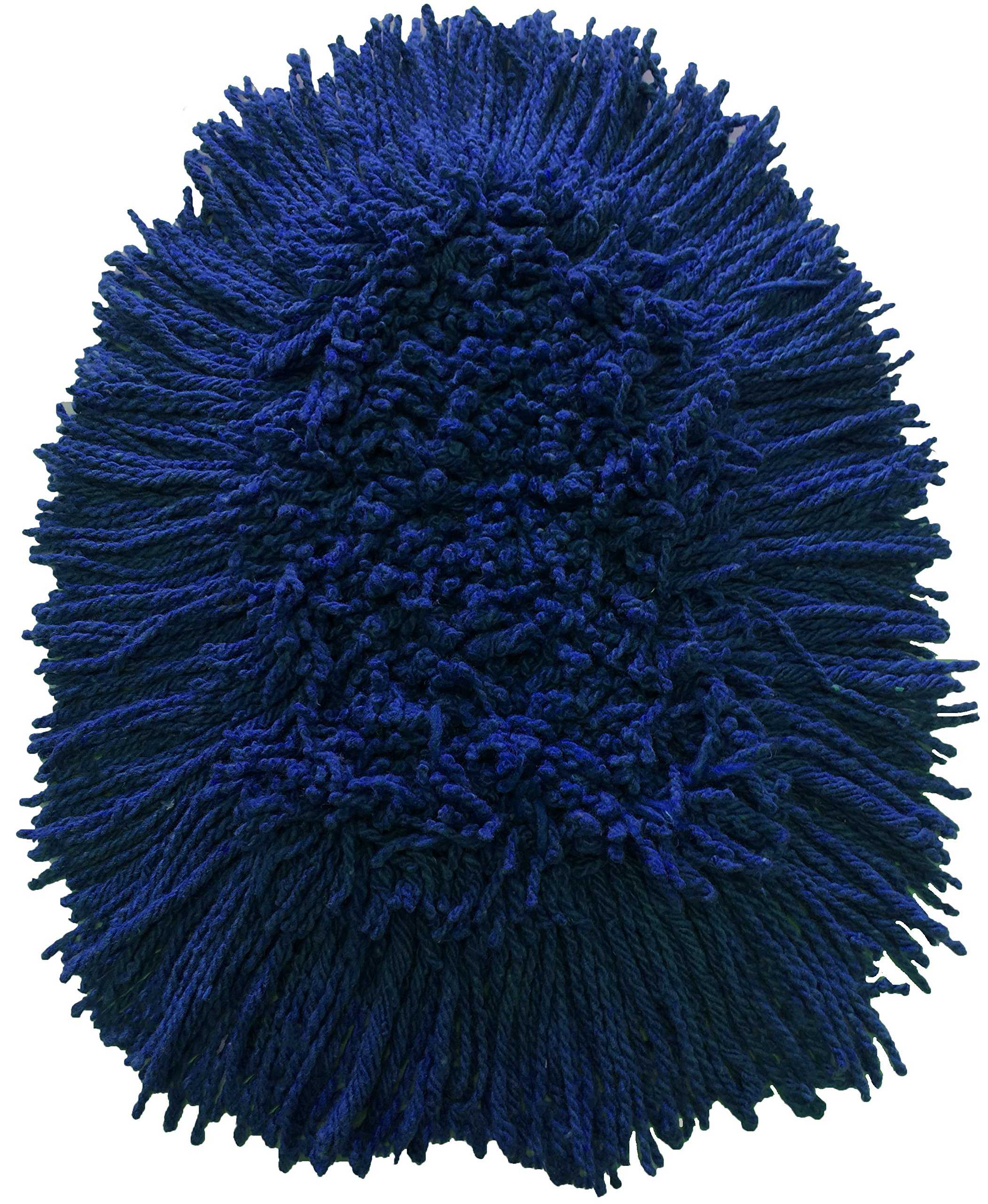 Triangle Dust Mop Heads-6 Pack-Blue by Direct Mop Sales, Inc. (Image #1)