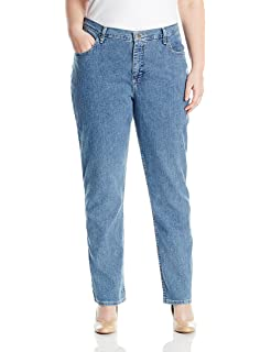 ce672533906 Riders by Lee Indigo Womens Plus Size Joanna Classic 5 Pocket Jean Jeans