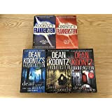 Dean Koontz Frankenstein Series – 5 books: Prodigal Son / City of Night / Dead And Alive / Lost Souls / The Dead Town rrp £39.95