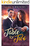Table for Two: A BWWM Secret Baby Romance