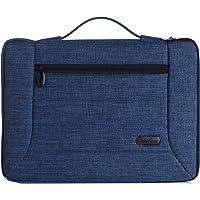 "ProCase Bolsa Antichoques para Portátiles de 14 - 15.6 Pulgadas, Funda Protectora Para MacBook Pro/ Pro Retina, Mayoría 14"" 15"" Laptop Ultrabook Notebook Chromebook Lenovo Dell Toshiba HP ASUS Acer -Azul Marino"