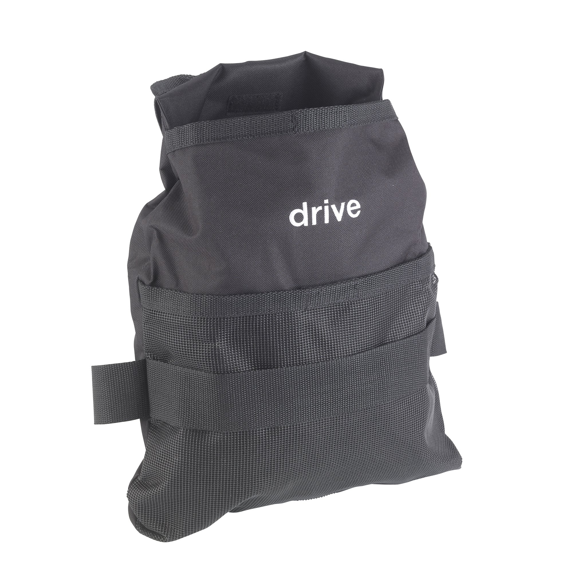 Drive Medical Deluxe Side Walker Carry Pouch, Black by Drive Medical (Image #2)