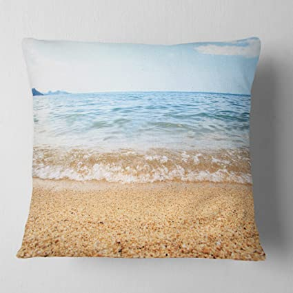 Seascape /& Ships Tapestry Cushion Covers in 2  designs Also Filled Cushion