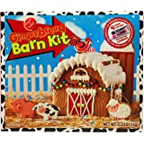Create a Treat Gingerbread Barn Kit