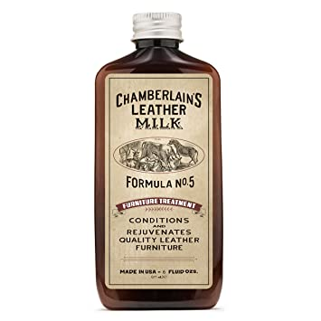 Amazon Com Leather Milk Leather Furniture Conditioner And Cleaner