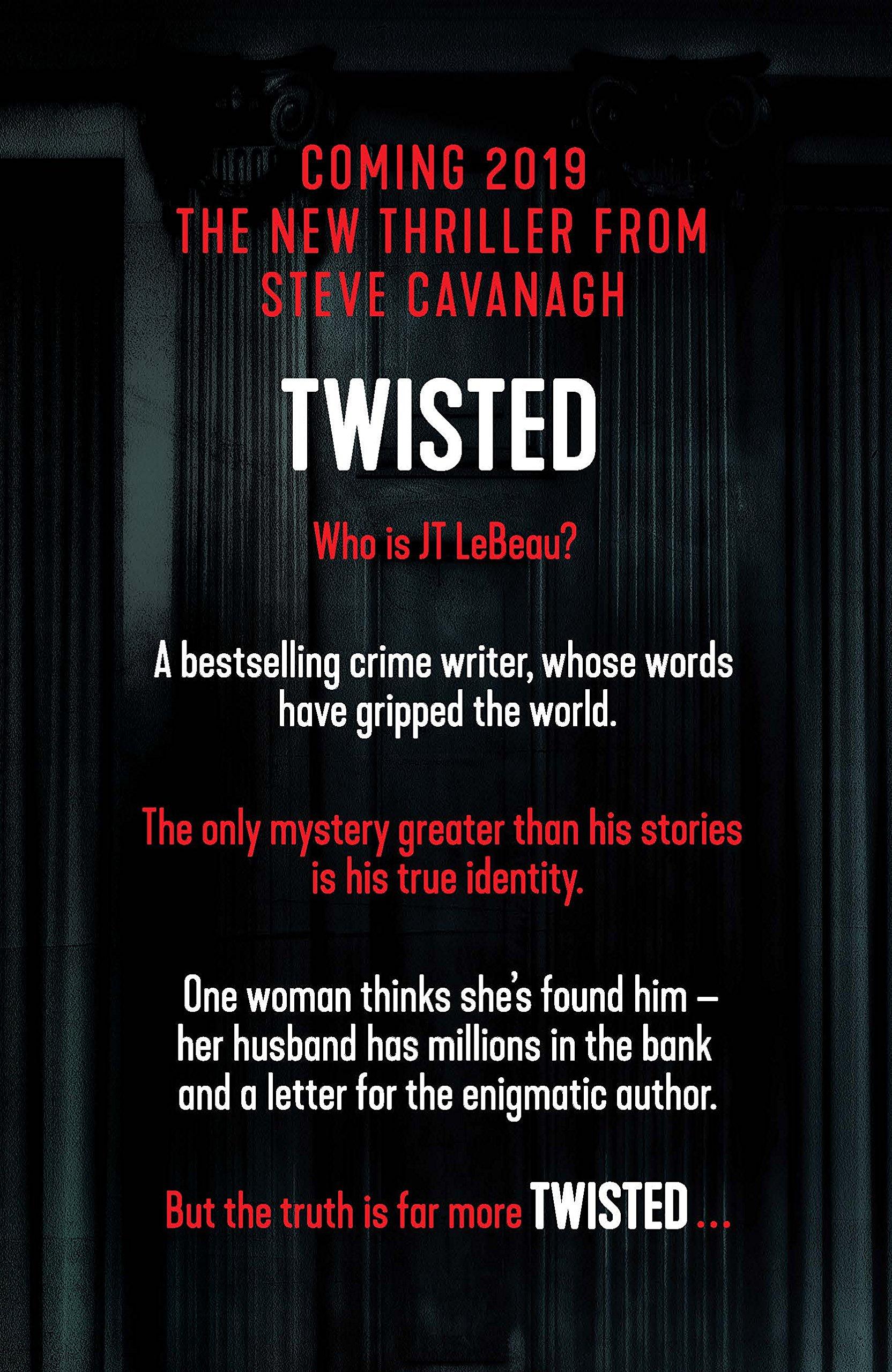 Thirteen (Eddie Flynn): Amazon.es: Cavanagh Steve: Libros en idiomas  extranjeros