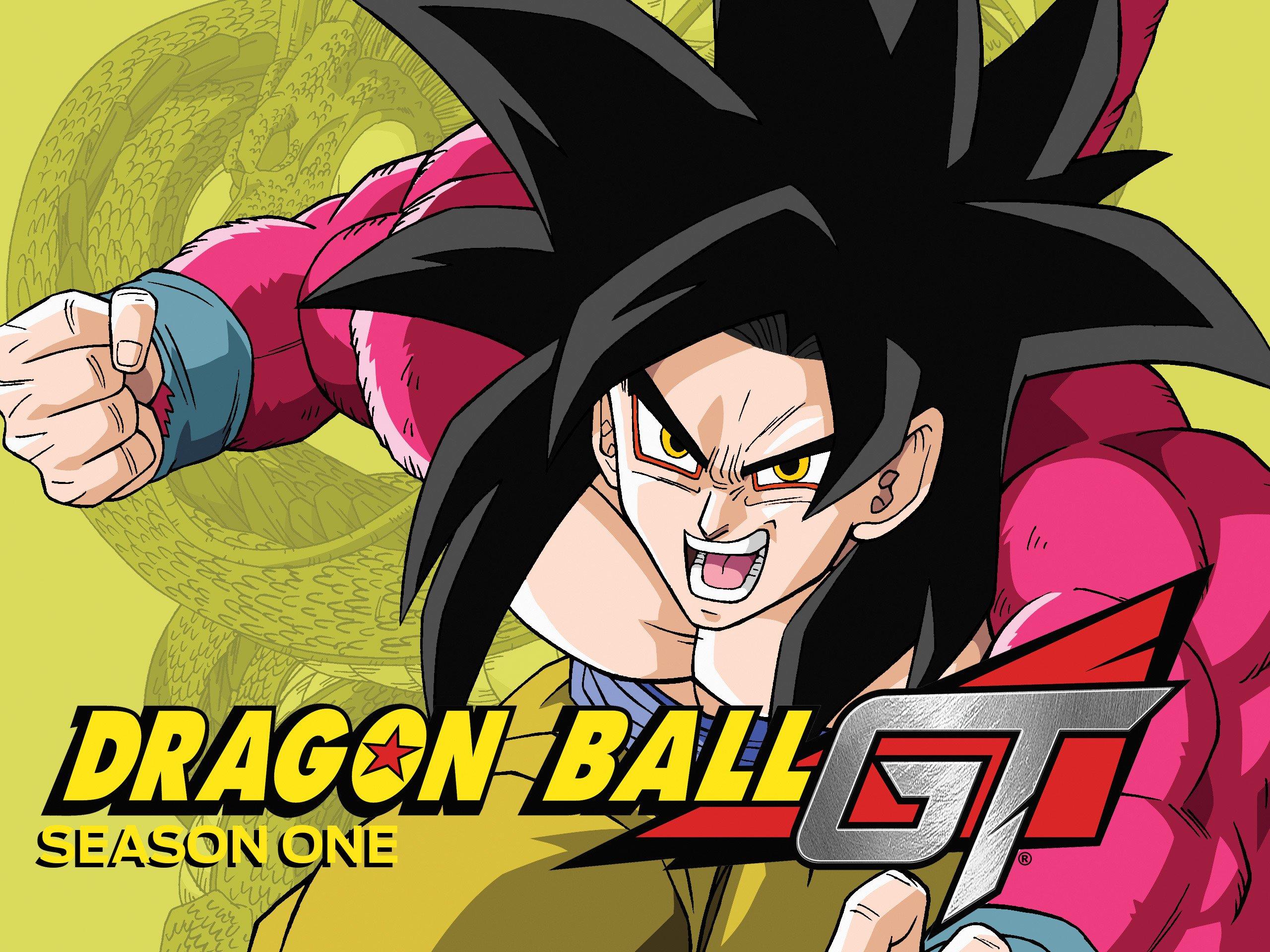 Amazoncom Watch Dragon Ball Gt Season 1 Prime Video