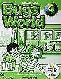 Bugs world 4 workbook - 9780230407527