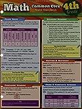 Math Common Core 4Th Grade (Quick Study Academic)