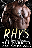 Rhys (The Lost Breed MC Book 7)