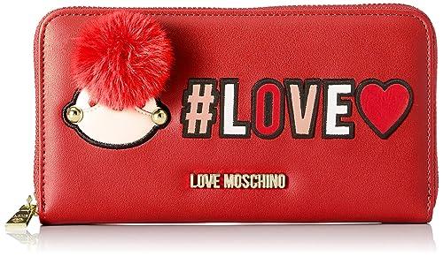 Love Moschino Portafogli Pu - Carteras Mujer