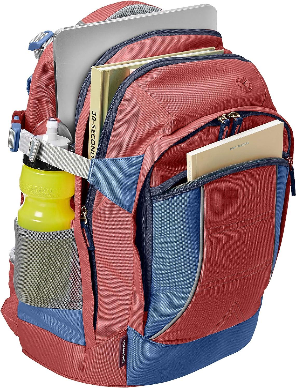 Ergonomischer Rucksack Rot, 30 Liter Basics