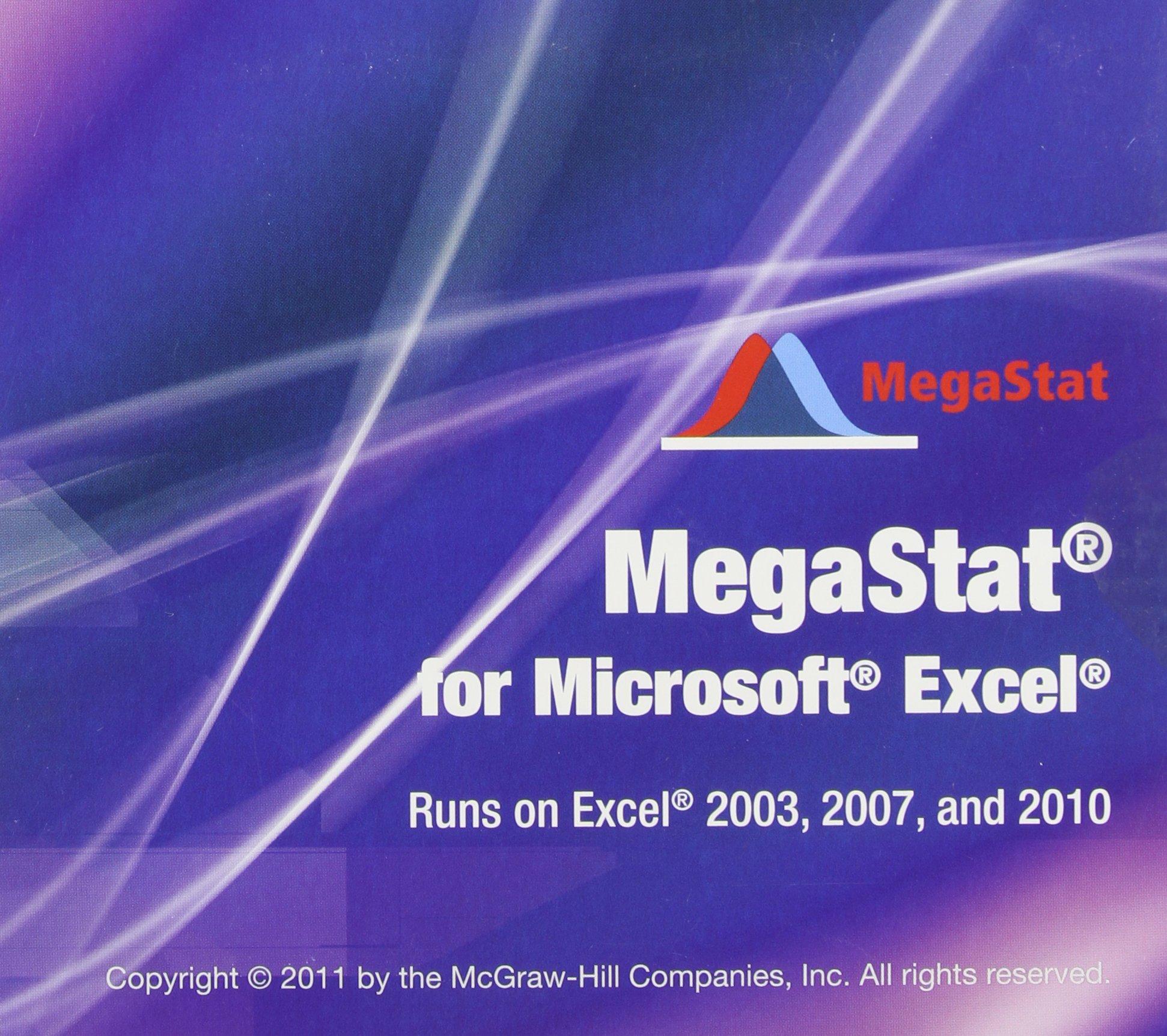 megastat free download for excel 2010