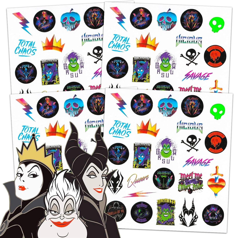 8 Disney Descendants 2 temporary tattoos Party Favors  Teacher Supply Villains