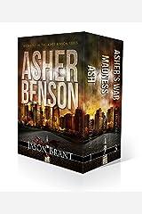 Asher Benson Thriller Series: Books 1-3 Kindle Edition
