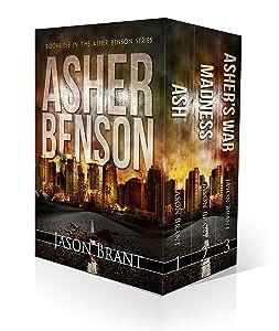 Asher Benson Thriller Series: Books 1-3