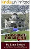 A Candidate For Murder: Old Maids of Mercer Island