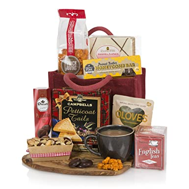 the little red gift hamper birthday hamper hampers and gift