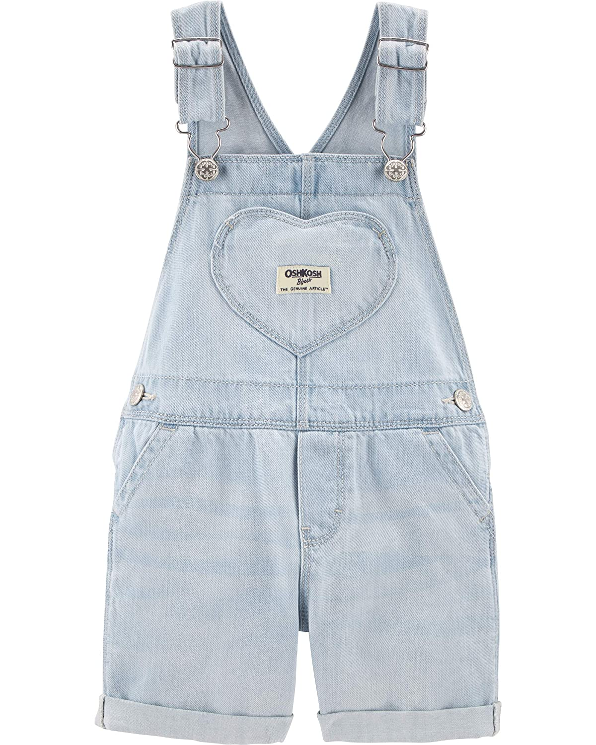 OshKosh ガールズ B'Gosh PANTS ベビー ガールズ Shortall|9 B07H5YR59X Denim Heart Shortall ベビー ガールズ ベビー ガールズ |Denim Heart Shortall|9 Months, Dream Link:eda71193 --- mail.tastykhabar.com