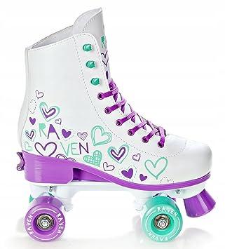 Rollschuhe Roller Skates Rollerskates Raven Pulse verstellbar Neu! Funsport