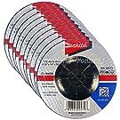 Makita D-18459 115mm 4.5in Metal Grinding Bore Flat Disc 22mm
