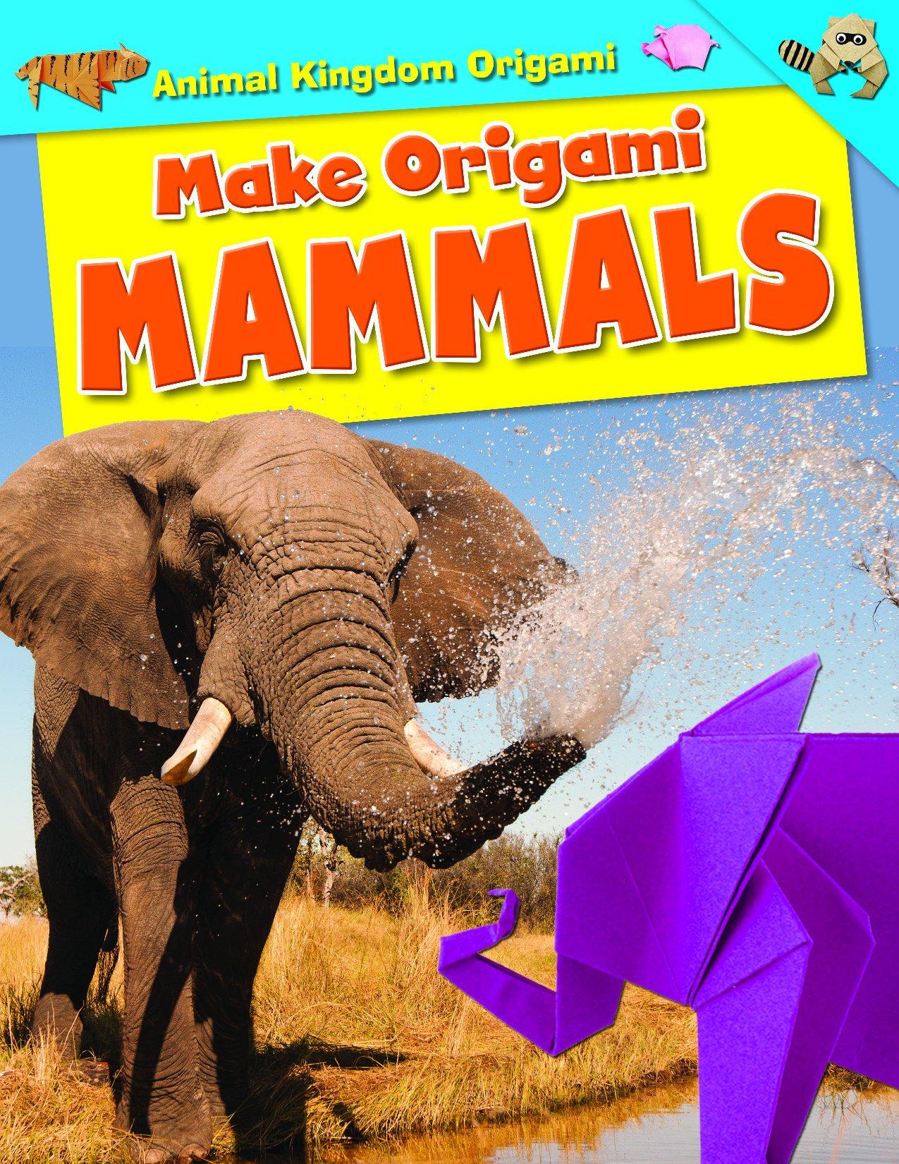 Make Origami Mammals (Animal Kingdom Origami) ebook