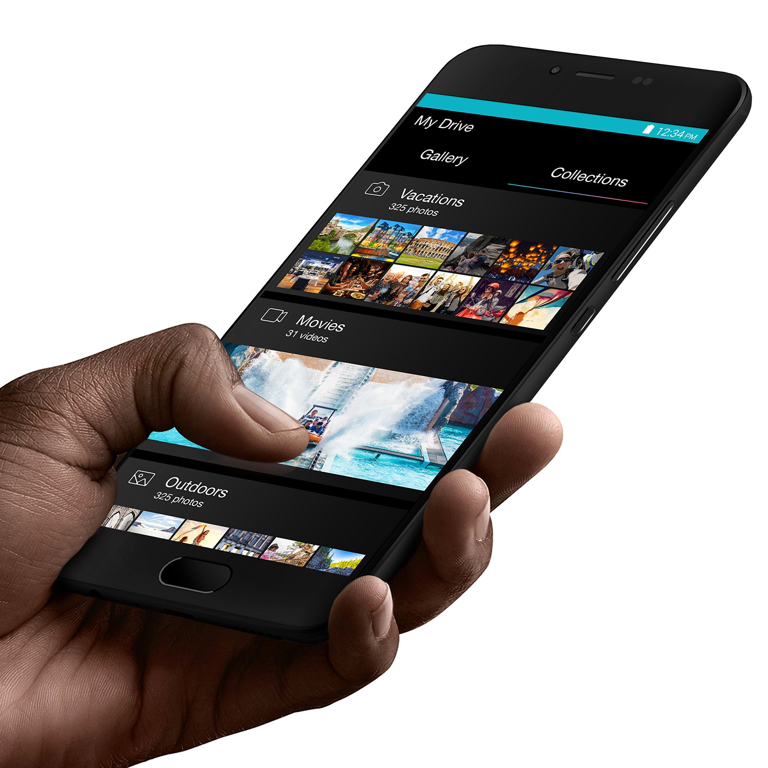BLU R1 HD 2018 Factory Unlocked Phone - 5.2'' - 16GB - Black (U.S. Warranty) by BLU (Image #2)