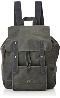 Timberland Backpack, Sacs à dos mixte adulte, (Green Camo), 22x30x27.5 cm (W x H L)