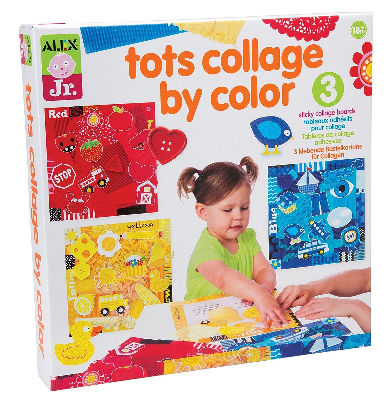 ALEX Jr. Tots Collage By Color ALEX Toys 1853