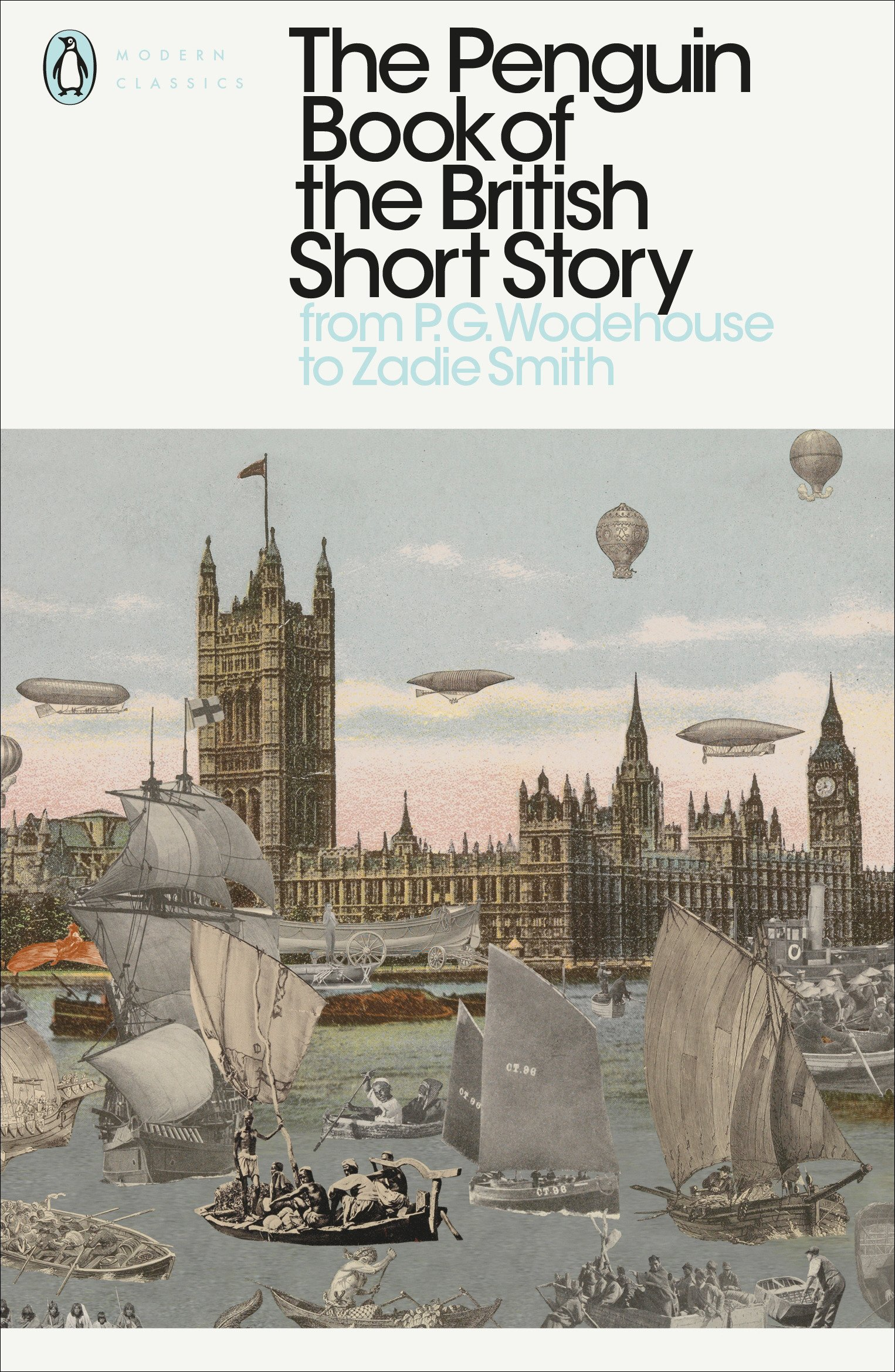 The Penguin Book of the British Short Story: II: From P.G. Wodehouse to  Zadie Smith (Penguin Modern Classics) Paperback – International Edition, ...