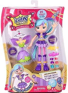 Betty Spaghetty Mega Set - Était w7iyizrG