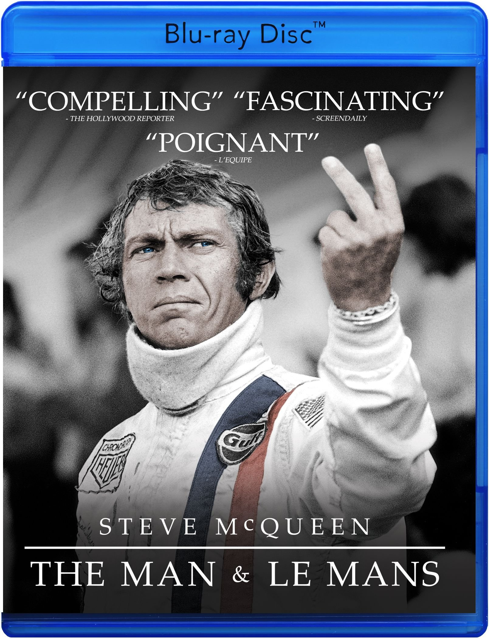 Steve McQueen: The Man & Le Mans [Blu-ray]