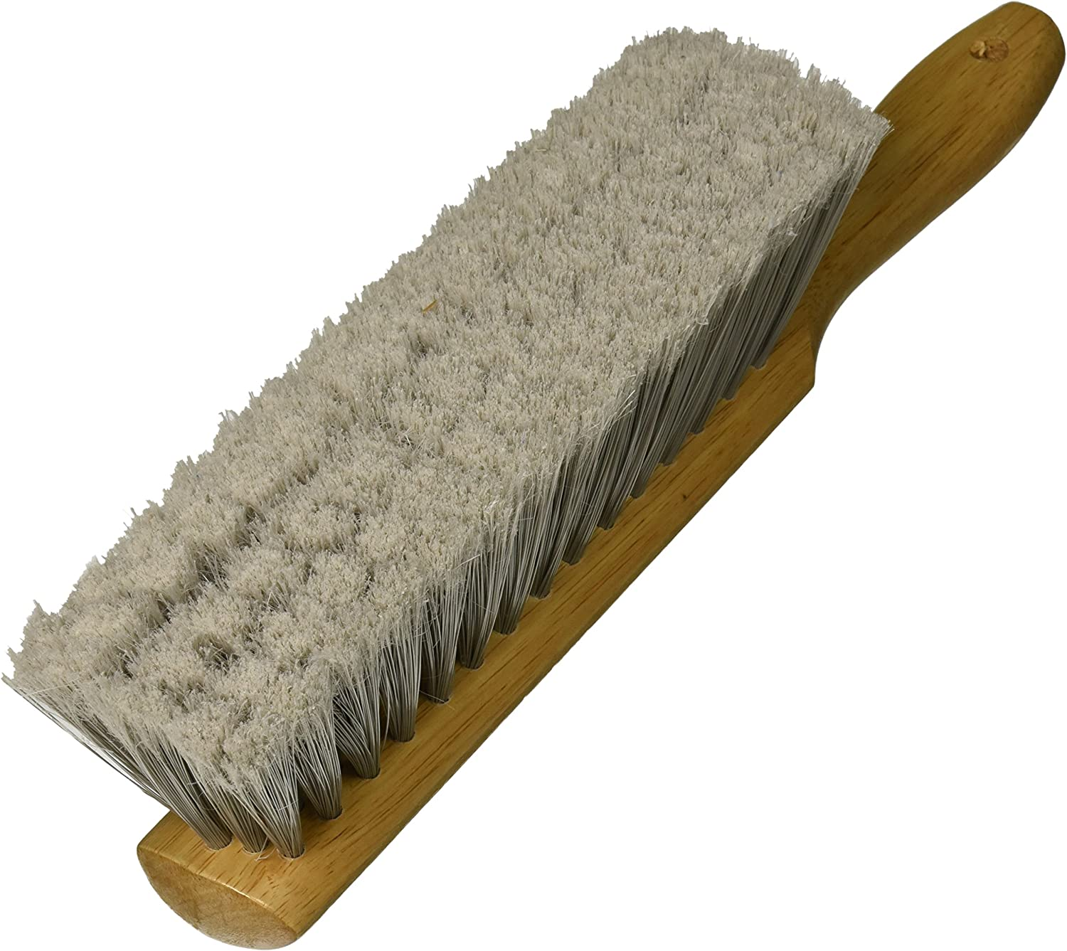 Bon 84-155 13-1//2-Inch Soft Silver Tipped Flagged Counter Brush