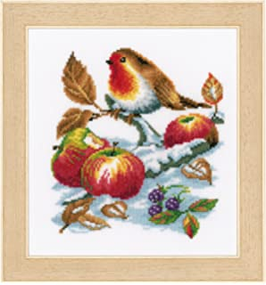 Counted Cross Stitch Kit Raphael Characters Lanarte PN-0007969