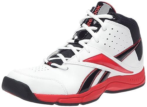 Reebok Laniack, Zapatillas de Baloncesto para Hombre, Blanco ...