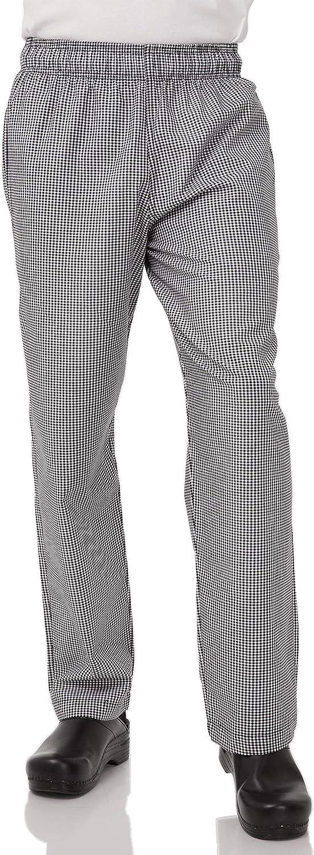 Chef Work Pants Kitchen Baggy Trousers Restaurant Staff Uniform Slack Useful New