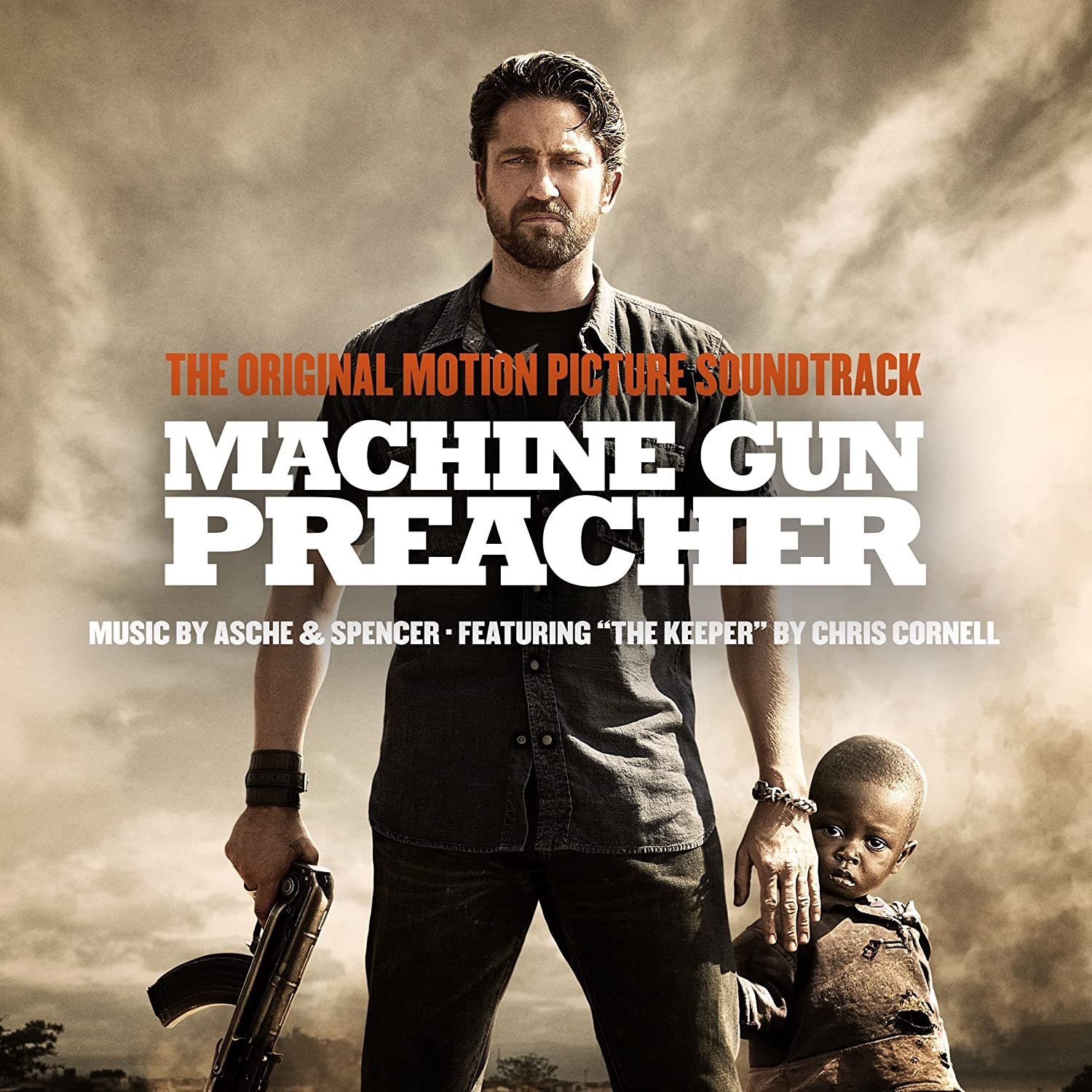 Asche Spencer Chris Cornell Machine Gun Preacher Original