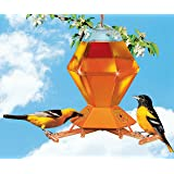 Perky Pet 36 oz Oriole Bird Feeder with Automatic Bee Guard