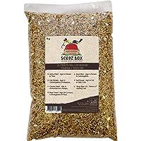 SeedzBox Mezcla Premium de semillas para periquitos. Comida