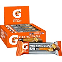 12-Count Gatorade Peanut Butter Chocolate Whey Protein Recover Bars