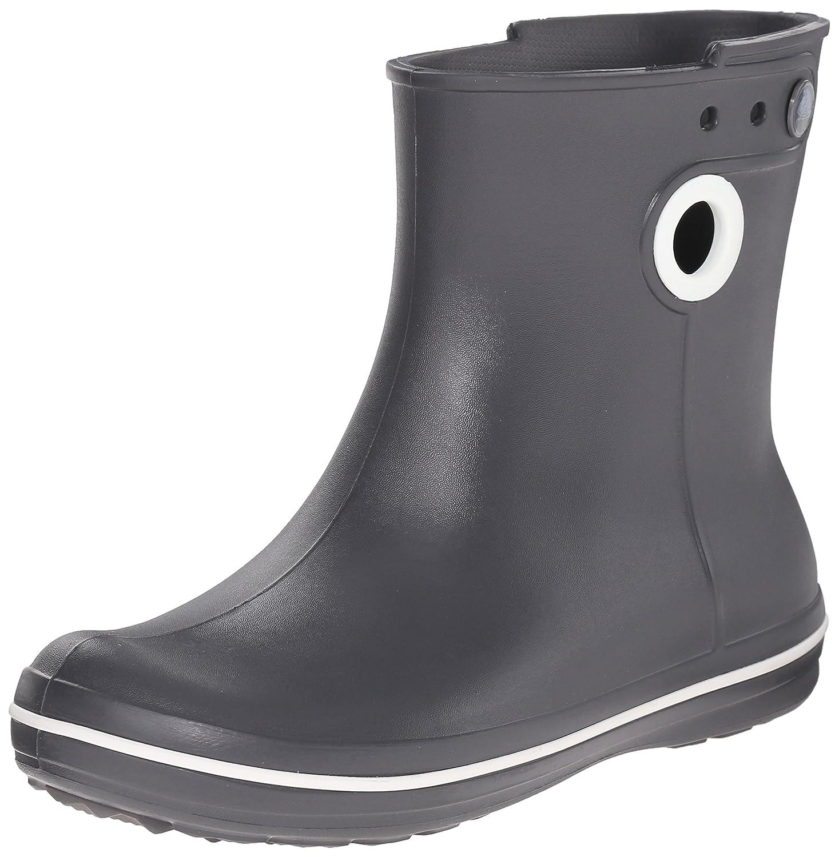Crocs Women's Jaunt Shorty Boot B010WEJXEC 4 B(M) US|Graphite