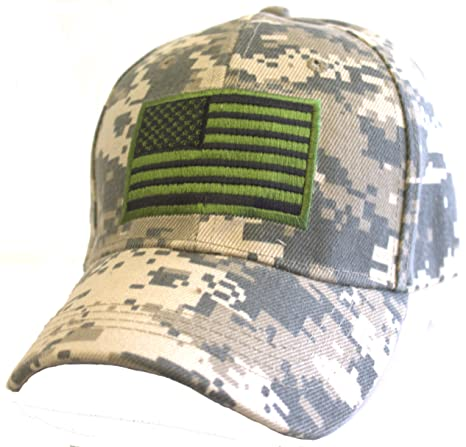 3e9d2db0d75a1 Image Unavailable. Image not available for. Color  KYS Design USA Low  Profile Tactical Adjustable Hat