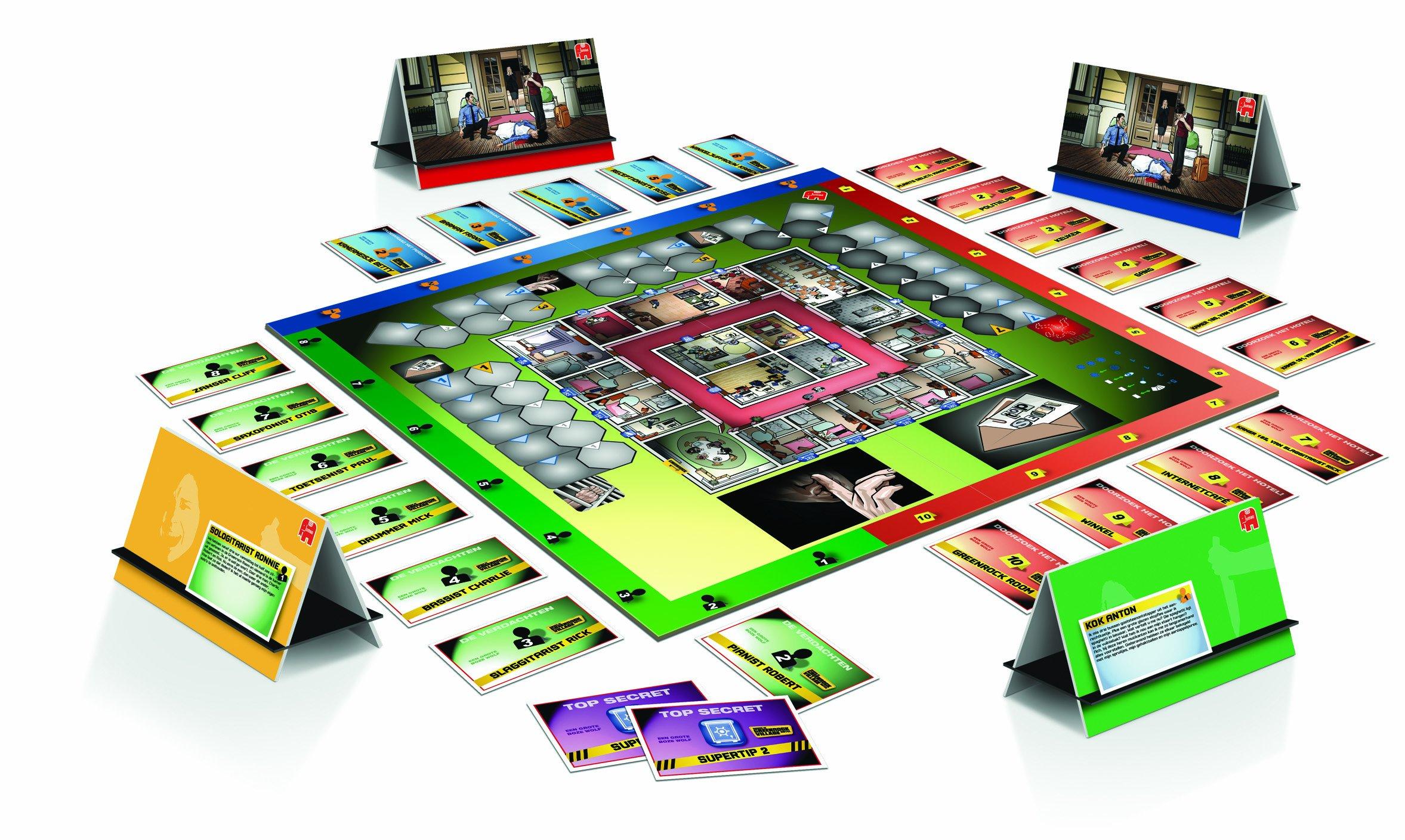 Jumbo Greenrock Village Hotel - Murder Mystery Game