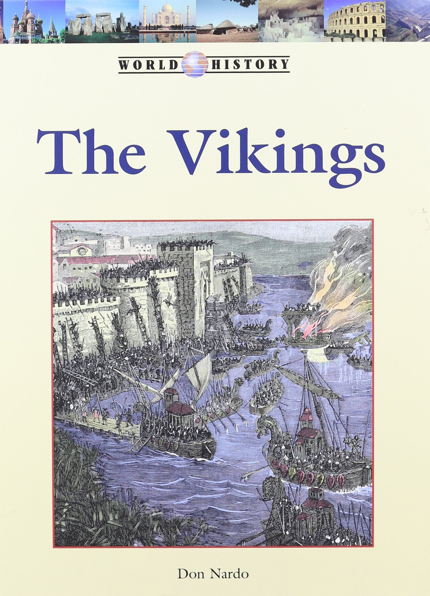 Read Online The Vikings (World History Series) PDF