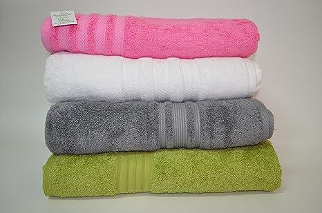 4, toallas de baño, de lujo, 100x160 cm a 100x180 cm, 600